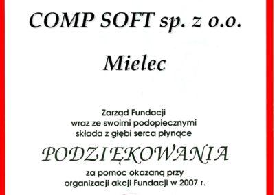 Fundacja Grodzieńszyczna 2007