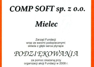 Fundacja Grodzieńszyczna 2008